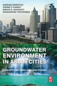 Groundwater Environment in Asian Cities: Concepts, Methods and Case Studies - cover
