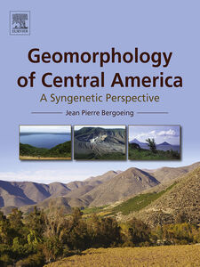 Foto Cover di Geomorphology of Central America, Ebook inglese di Jean Pierre Bergoeing, edito da Elsevier Science