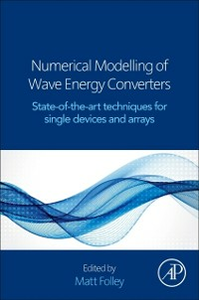 Ebook in inglese Numerical Modelling of Wave Energy Converters -, -