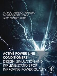 Foto Cover di Active Power Line Conditioners, Ebook inglese di AA.VV edito da Elsevier Science