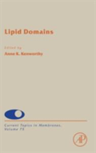 Lipid Domains - cover