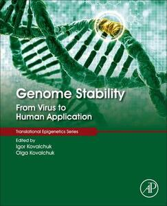 Genome Stability: From Virus to Human Application - cover