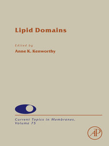 Foto Cover di Lipid Domains, Ebook inglese di  edito da Elsevier Science