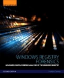 Ebook in inglese Windows Registry Forensics Carvey, Harlan