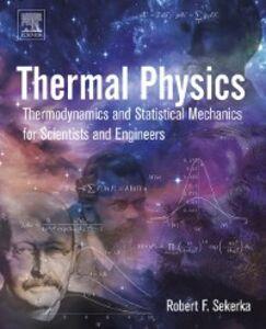 Foto Cover di Thermal Physics, Ebook inglese di Robert Floyd Sekerka, edito da Elsevier Science