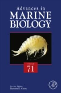 Foto Cover di Advances in Marine Biology, Ebook inglese di  edito da Elsevier Science