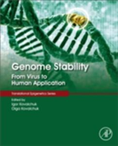Ebook in inglese Genome Stability