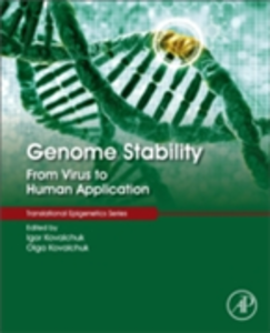 Ebook in inglese Genome Stability -, -