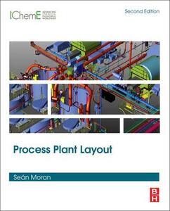 Process Plant Layout - Sean Moran - cover
