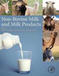 Non-Bovine Milk and Milk Products - cover