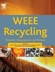 WEEE Recycling: Research, Development, and Policies - cover
