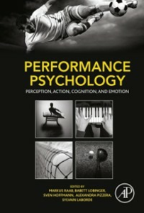 Ebook in inglese Performance Psychology -, -