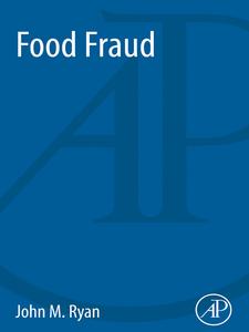 Ebook in inglese Food Fraud Ryan, John M.