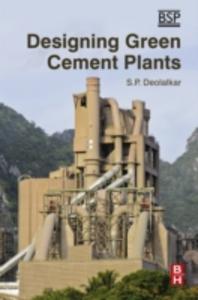 Ebook in inglese Designing Green Cement Plants Deolalkar, S.P.