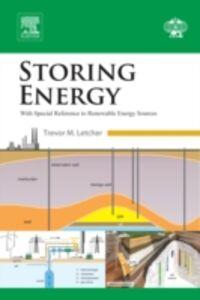 Foto Cover di Storing Energy, Ebook inglese di Trevor M. Letcher, edito da Elsevier Science