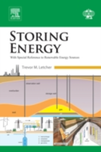Ebook in inglese Storing Energy Letcher, Trevor M.