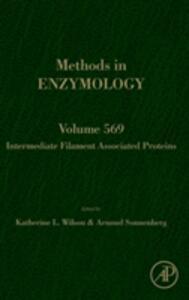 Intermediate Filament Associated Proteins - cover