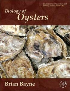 Biology of Oysters - Brian Leicester Bayne - cover