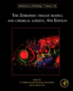 The Zebrafish: Disease Models and Chemical Screens - cover