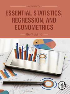 Ebook in inglese Essential Statistics, Regression, and Econometrics Smith, Gary