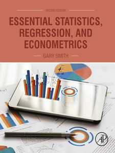 Ebook in inglese Essential Statistics, Regression, and Econometrics Smith, Gary