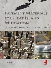 Pavement Materials for Heat Island Mitigation