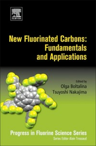 Ebook in inglese New Fluorinated Carbons: Fundamentals and Applications -, -