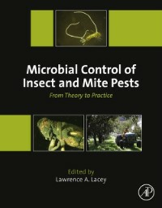 Ebook in inglese Microbial Control of Insect and Mite Pests Lacey, Lawrence A.