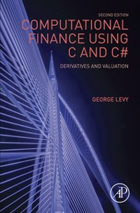 Ebook in inglese Computational Finance Using C and C# Levy, George
