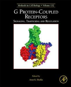 G Protein-Coupled Receptors: Signaling, Trafficking and Regulation - cover