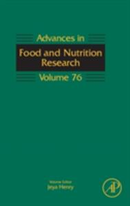 Advances in Food and Nutrition Research - cover