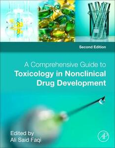 A Comprehensive Guide to Toxicology in Nonclinical Drug Development - cover