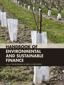 Foto Cover di Handbook of Environmental and Sustainable Finance, Ebook inglese di Greg N. Gregoriou,Vikash Ramiah, edito da Elsevier Science