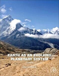 Earth as an Evolving Planetary System - Kent C. Condie - cover