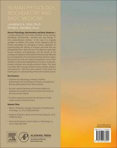 Human Physiology, Biochemistry and Basic Medicine - Laurence Cole,Peter Kramer - cover