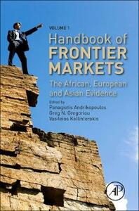 Handbook of Frontier Markets: The African, European and Asian Evidence - cover