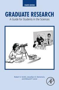 Ebook in inglese Graduate Research Densmore, Llewellyn D. , Lener, Edward F. , Smith, Robert V.
