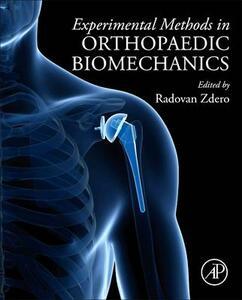 Experimental Methods in Orthopaedic Biomechanics - cover