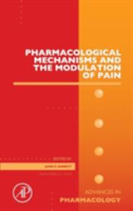Pharmacological Mechanisms and the Modulation of Pain - Barrett - cover
