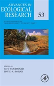 Ecosystem Services: From Biodiversity to Society, Part 1 - cover
