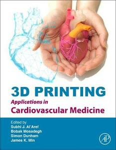 3D Printing Applications in Cardiovascular Medicine - cover