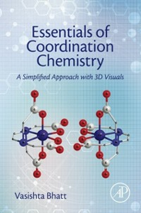 Ebook in inglese Essentials of Coordination Chemistry Bhatt, Vasishta