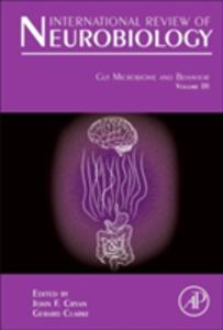 Gut Microbiome and Behavior - cover