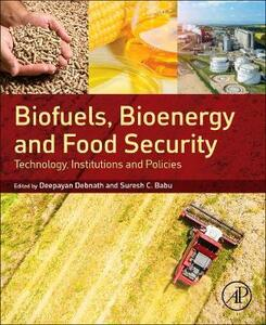 Biofuels, Bioenergy and Food Security: Technology, Institutions and Policies - cover