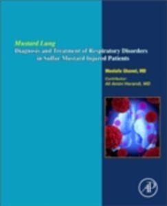 Foto Cover di Mustard Lung, Ebook inglese di Mostafa Ghanei,Ali Amini Harandi, edito da Elsevier Science