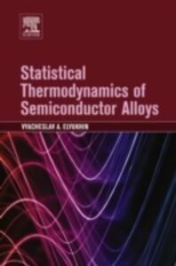 Ebook in inglese Statistical Thermodynamics of Semiconductor Alloys Elyukhin, Vyacheslav A