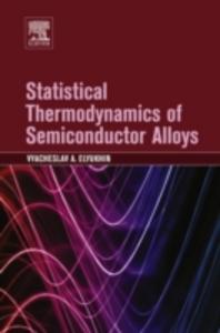 Ebook in inglese Statistical Thermodynamics of Semiconductor Alloys Elyukhin, Vyacheslav A