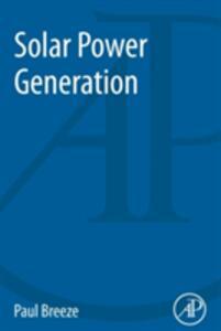 Solar Power Generation - Paul Breeze - cover