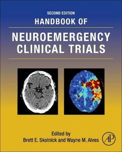 Handbook of Neuroemergency Clinical Trials - cover