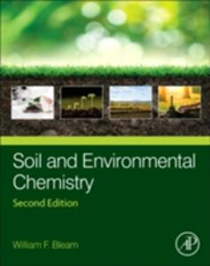 Soil and Environmental Chemistry - William F. Bleam - cover